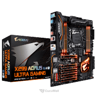 Photo Gigabyte X299 AORUS Ultra Gaming