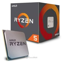 Processors AMD Ryzen 5 2600