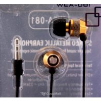 Headphones Wallytech WEA-081