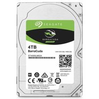 "Hard drives (HDD) Seagate BarraCuda 2.5"" 4TB (ST4000LM024)"