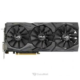 ASUS Radeon RX 480 ROG STRIX OC 8Gb (STRIX-RX480-O8G-GAMING)