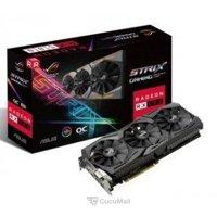 Photo ASUS Radeon RX 580 STRIX GAMING 8Gb (ROG-STRIX-RX580-O8G-GAMING)