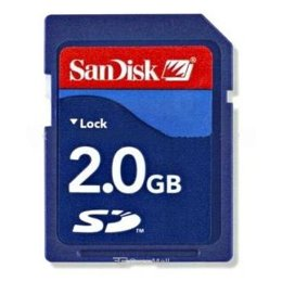 SanDisk SD 2Gb